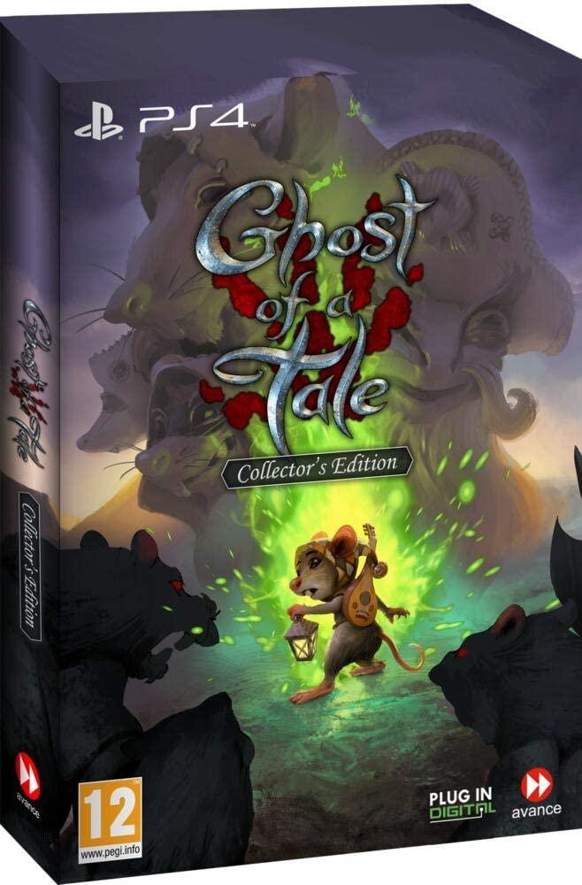 Ghost of a Tale Edición Coleccionistas para PS4