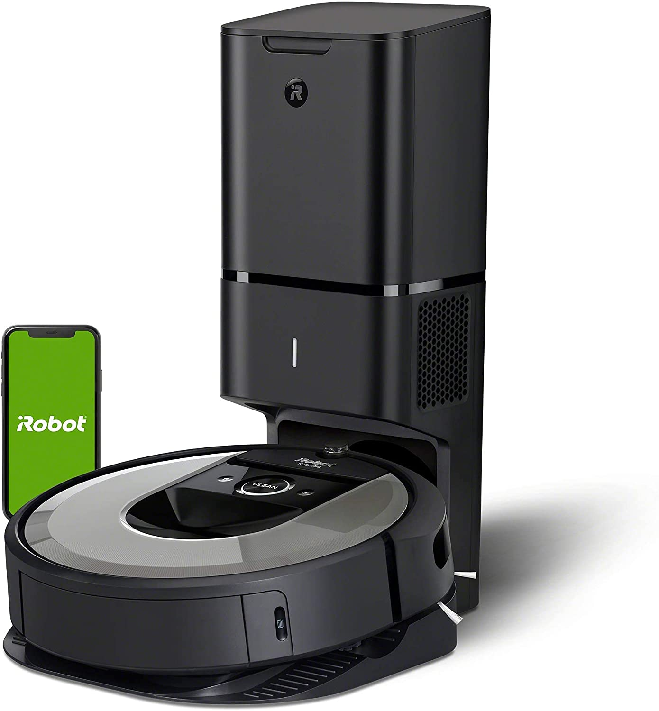 Robot aspirador iRobot Roomba i7+ con Vaciado automático
