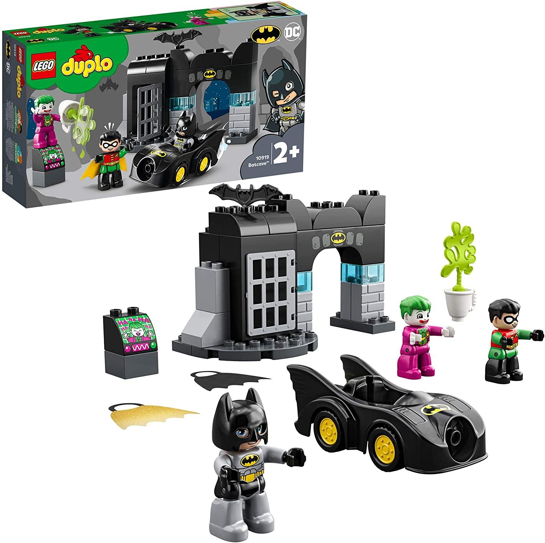 LEGO Duplo Super Heroes Batcueva