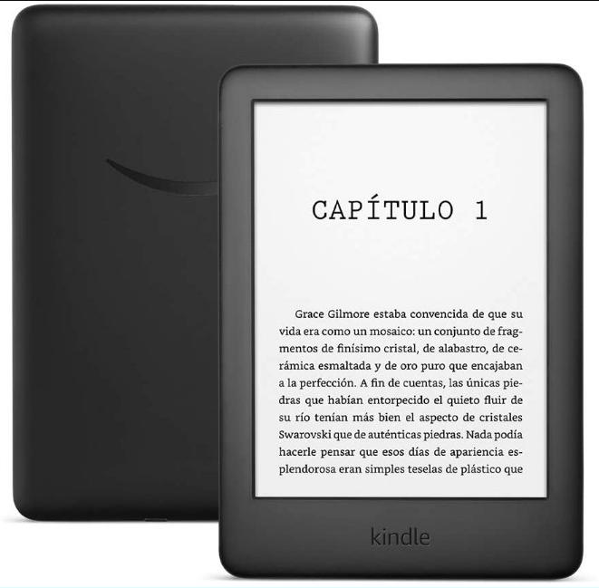 Amazon Kindle Black Luz Integrada