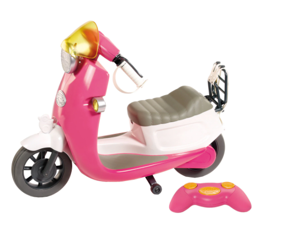 Scooter Control Remoto Baby Born
