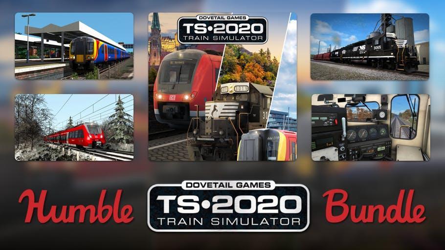 Train Simulator 2020 + 3DLC
