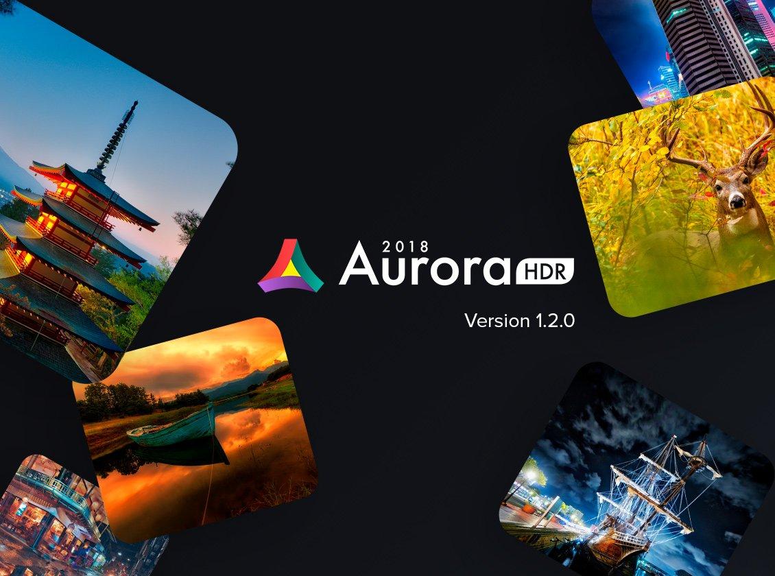 Aurora HDR 2018 GRATIS
