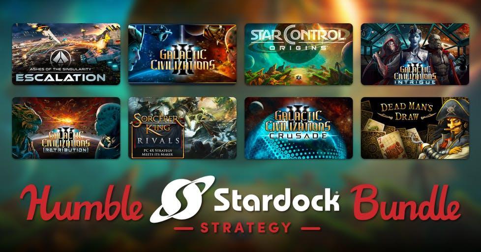 Juegos de estrategia en HumbleBundle