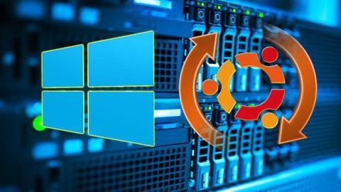 Curso desde cero para Windows Server y Linux Ubuntu Server