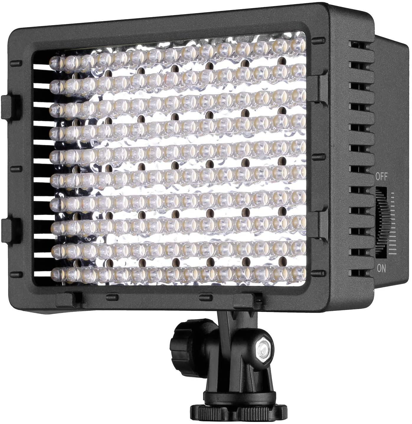 Panel de luz LED NEEWER CN-160 regulable