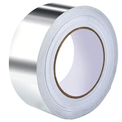Cinta Adhesiva de Aluminio para Aislamiento 50 Meter