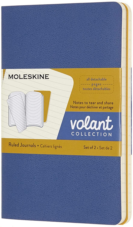 Diarios de bolsillo con rayas Moleskine