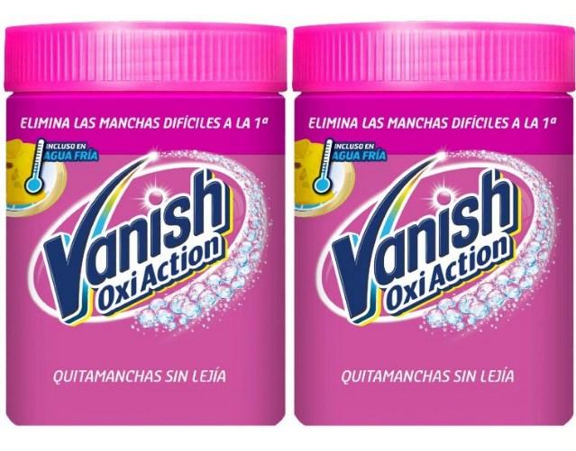 2 Vanish Oxi Action