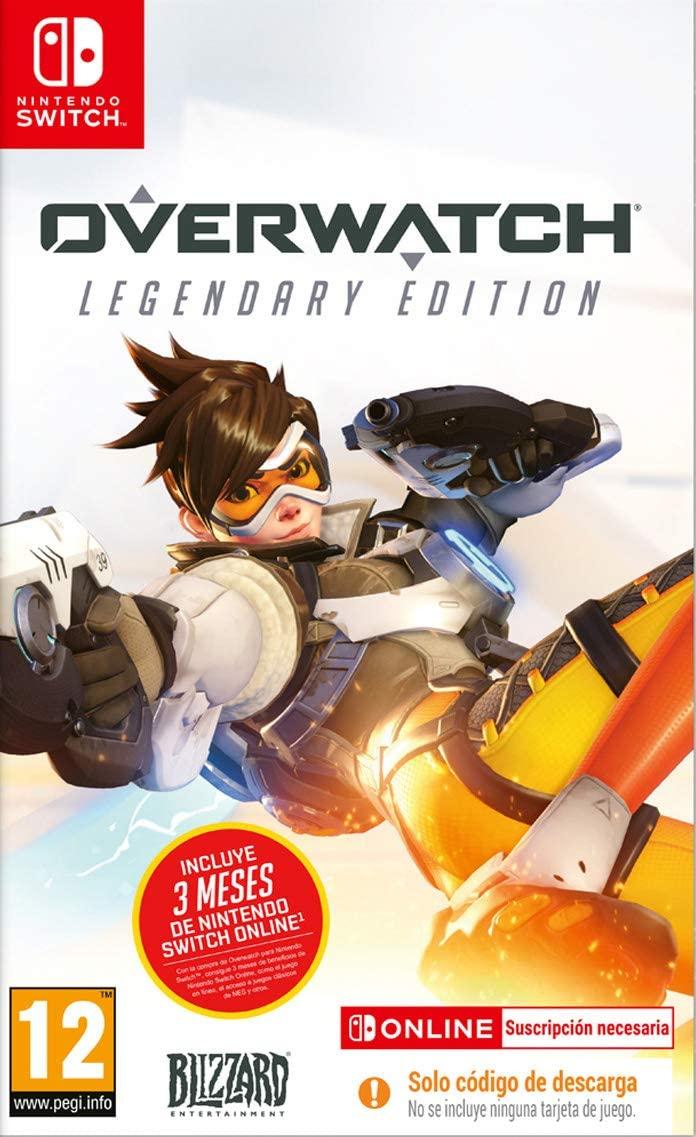 Overwatch Legendary Edition para Nintendo Switch