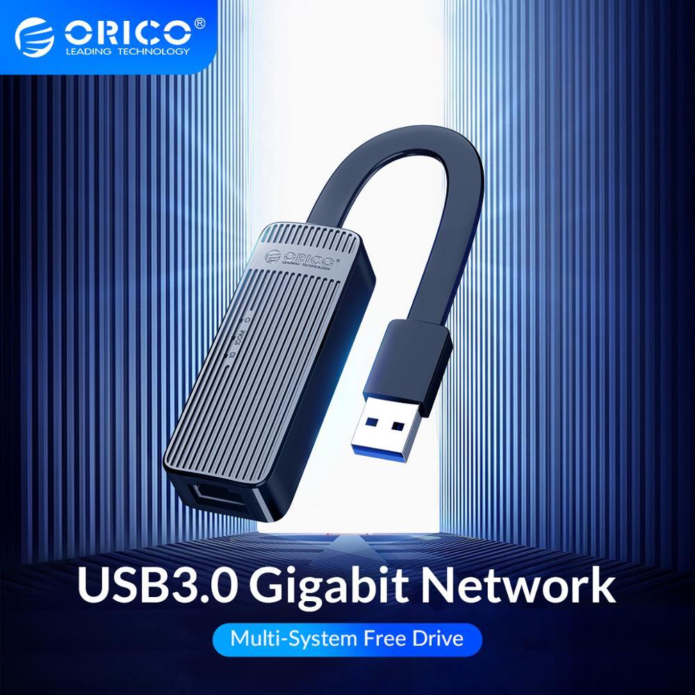 Adaptador RJ45 Gigalan a USB3.0 Orico