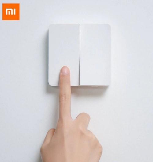 Interruptor de pared Xiaomi Mijia