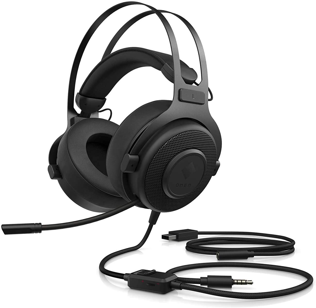 Auriculares Gaming HP Omen Blast 7.1