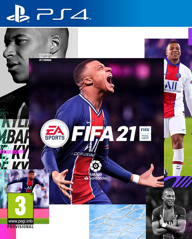 FIFA21 Standard Edition para PS4