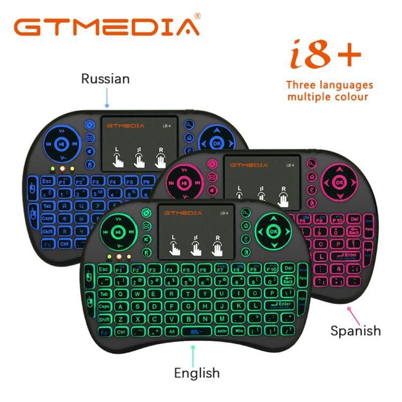 Mini Teclado GT MEDIA i8+ Bluetooth