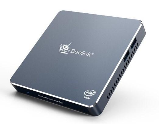 MiniPC Beelink Gemini QuadCore 8GB + 128GB SSD