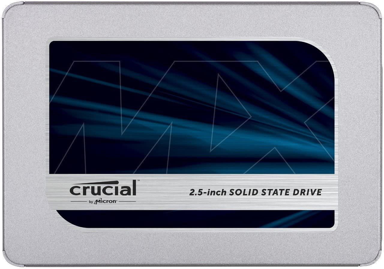 SSD Crucial MX500 de 2TB