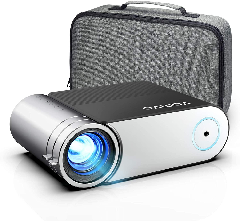 Mini proyector LED de 4000 lúm