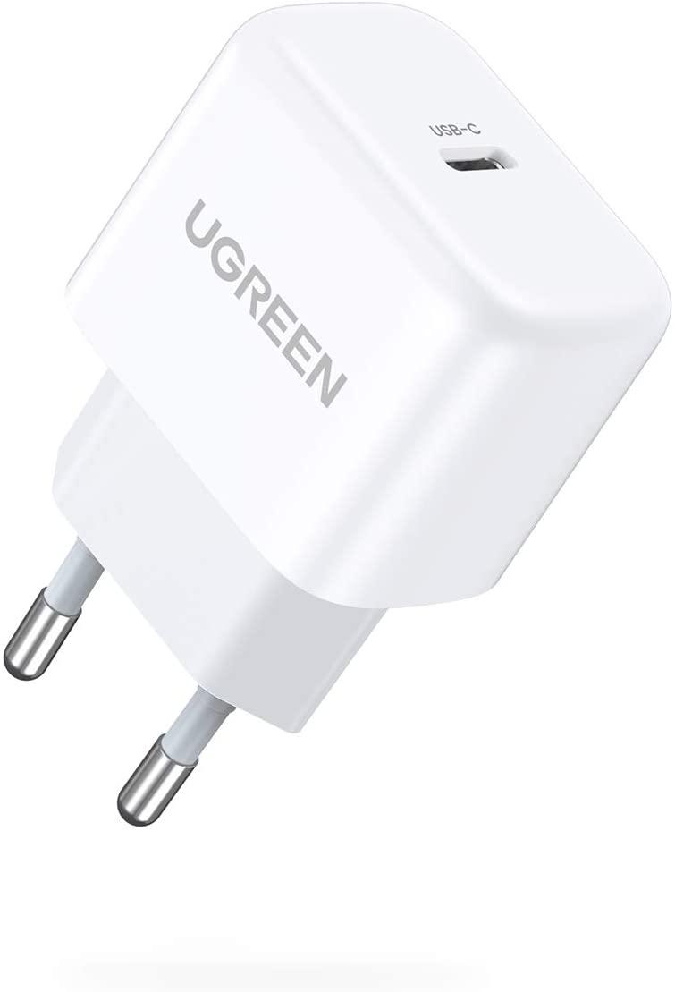 Cargador USB-C Ugreen 20W