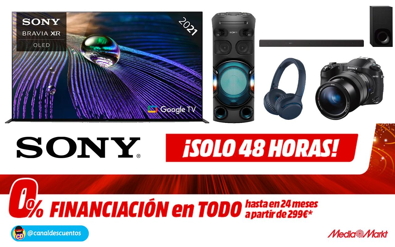 48h Sony en Mediamarkt