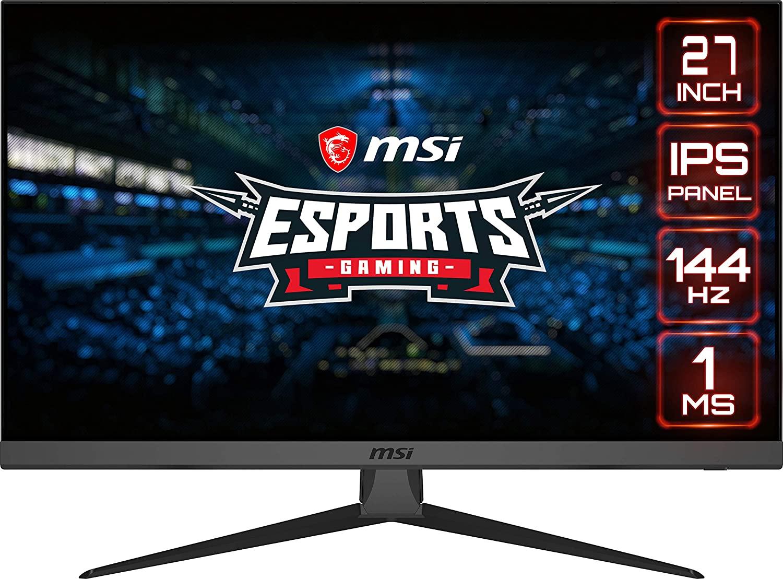 "Monitor Gaming MSI Optix 27"" FullHD 144Hz"