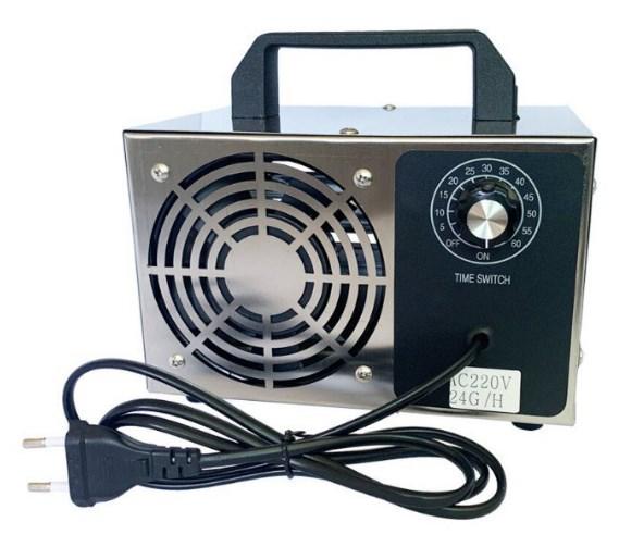 Maquina generadora de Ozono