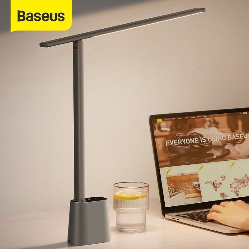 Lámpara de escritorio LED Baseus
