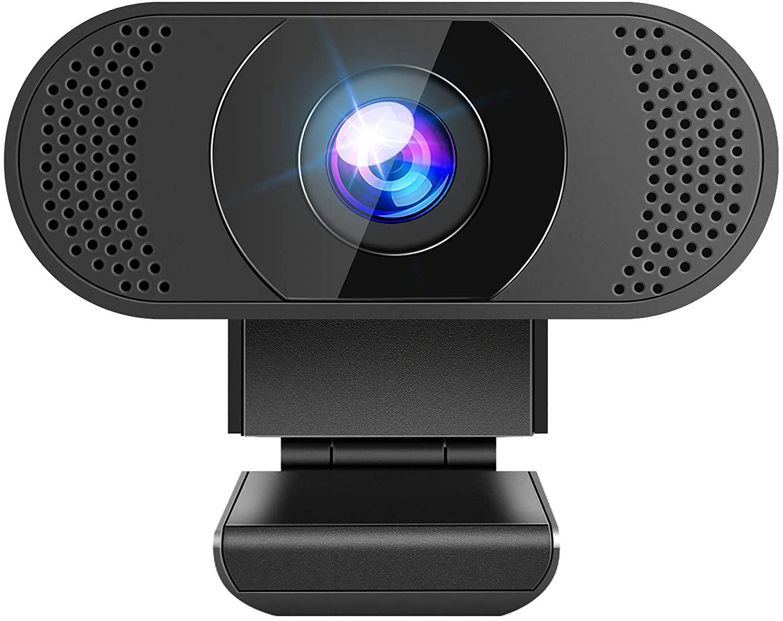 Webcam Full HD 1080p