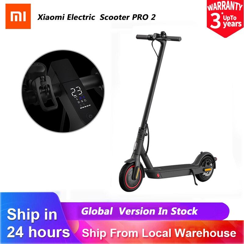 Patinete eléctrico Xiaomi Mi Pro 2