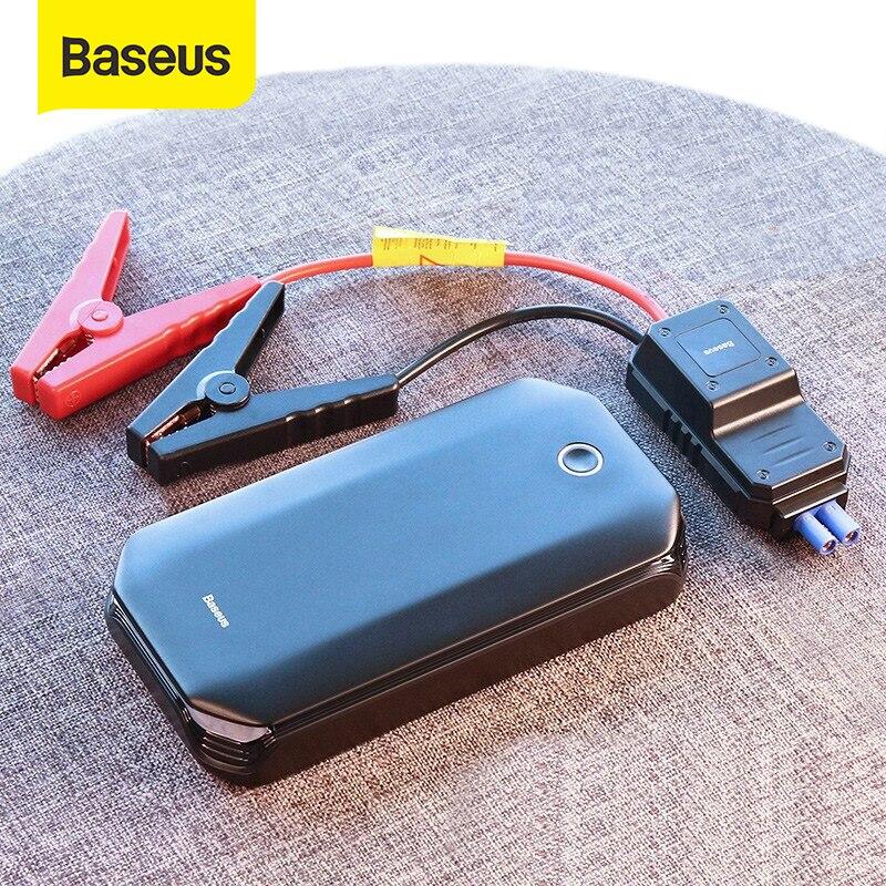 Arrancador de batería de coche Baseus