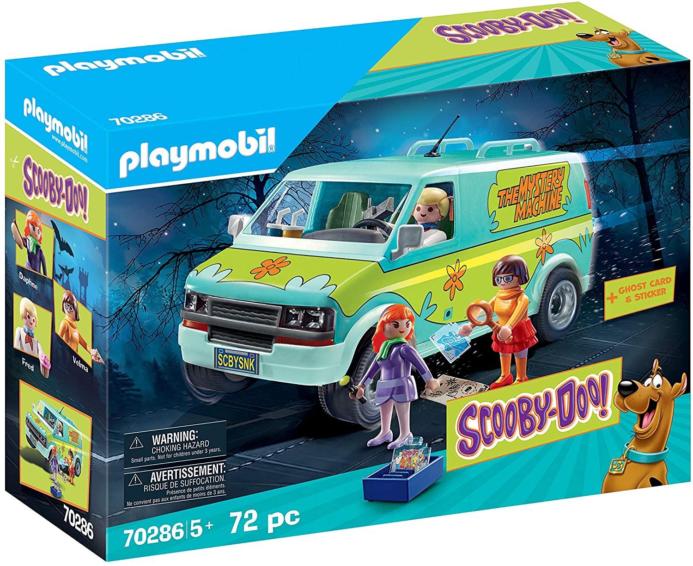 Playmobil La Máquina del Misterio Scooby-Doo