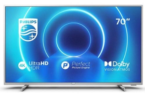 "TV Philips 70"" 4K UHD"