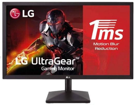Monitor Gaming LG 27MK400H-B FullHD
