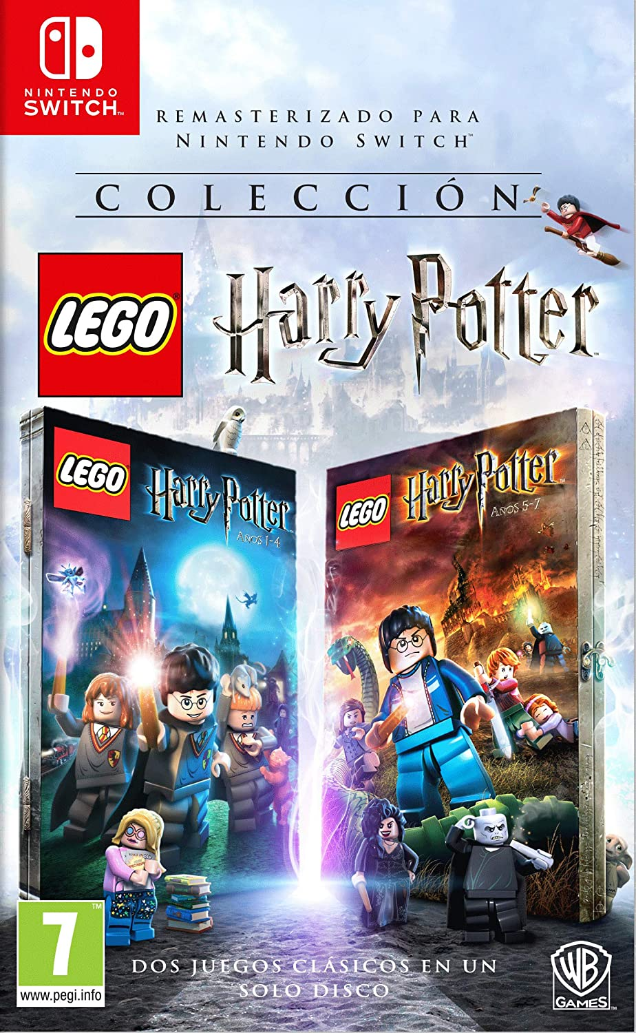 Lego Harry Potter Collection para Nintendo Switch