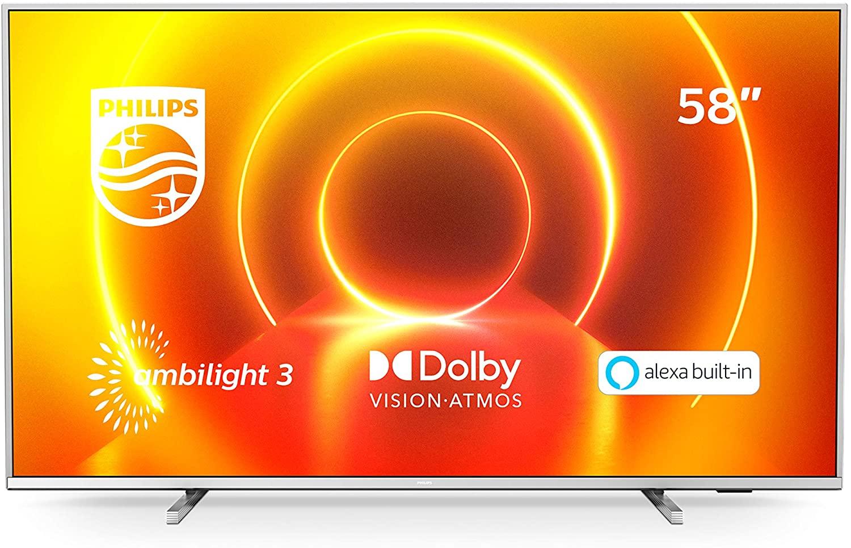 "SmartTV LED 58"" Philips 58PUS7855"