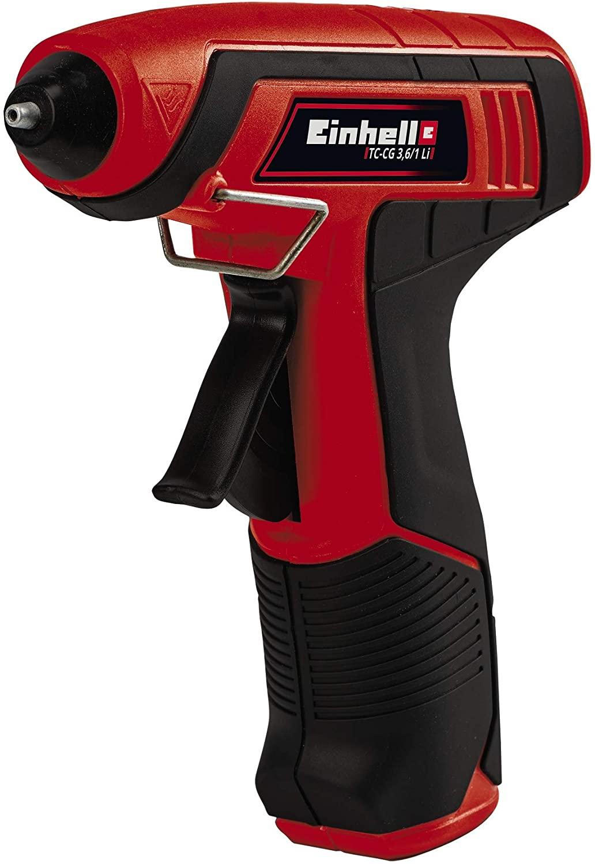 Pistola termofusible Einhell
