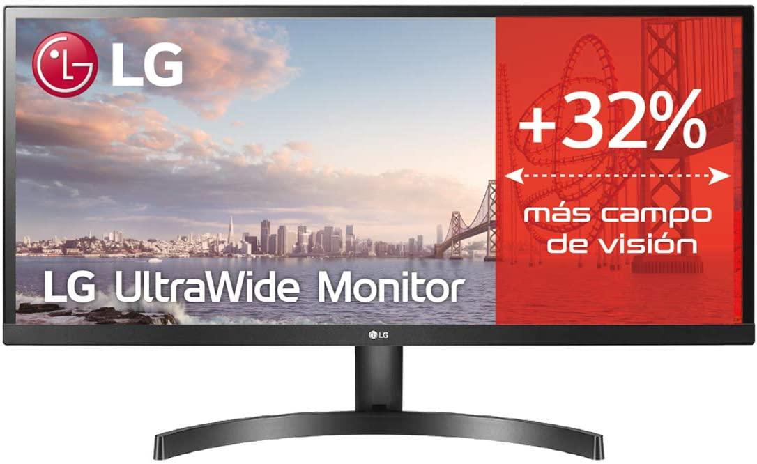 "Monitor Gaming 29"" LG 29WL500-B"