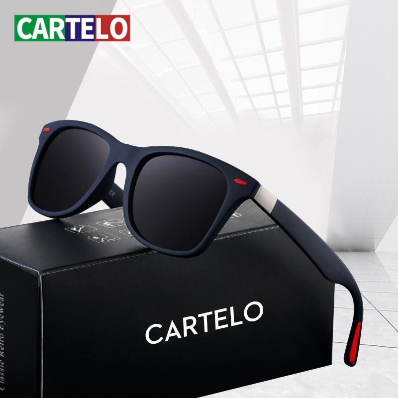 Gafas de sol polarizadas UV400 unisex