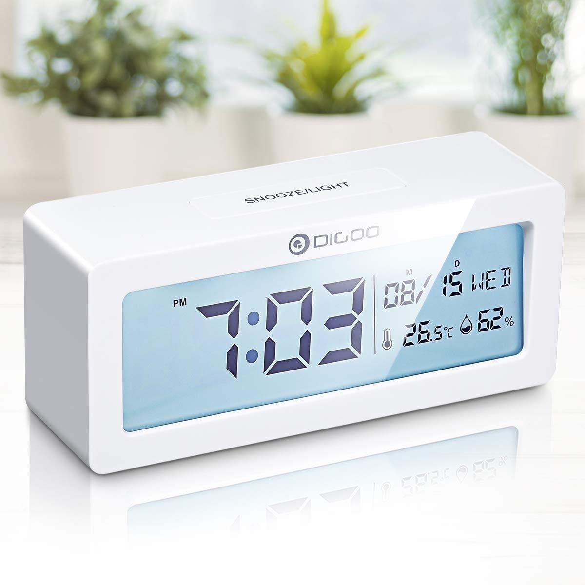 Despertador LCD
