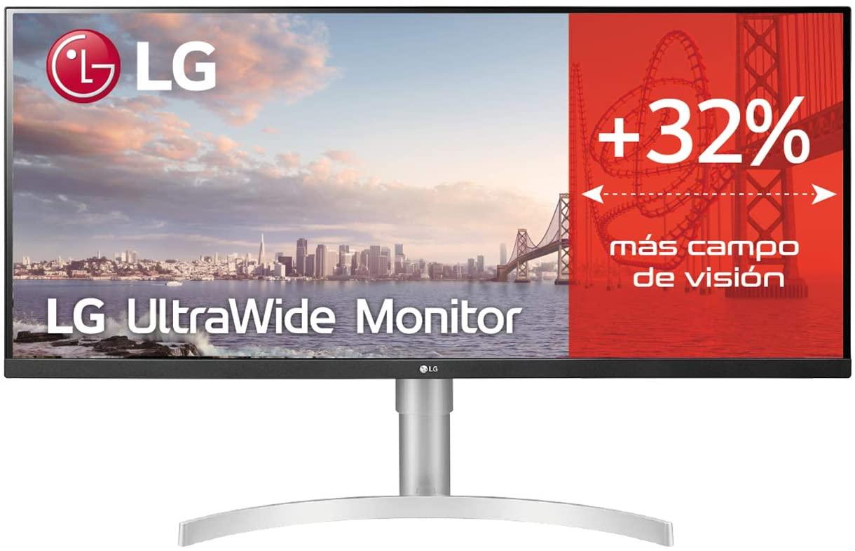 "Monitor LG 34"" UltraWide IPS"