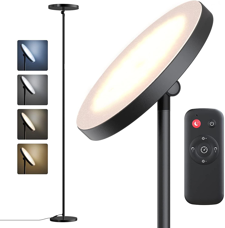 Lámpara de pie LED 2800lm
