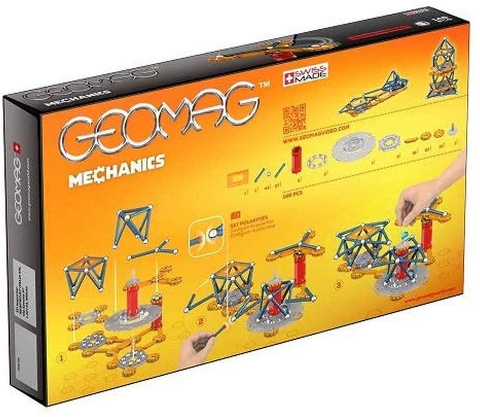 Geomag Mechanics 146 piezas