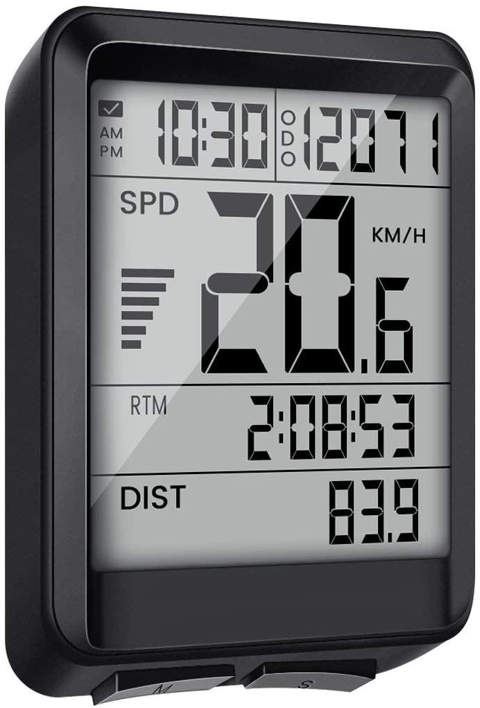 Cuentakilómetros inalámbrico