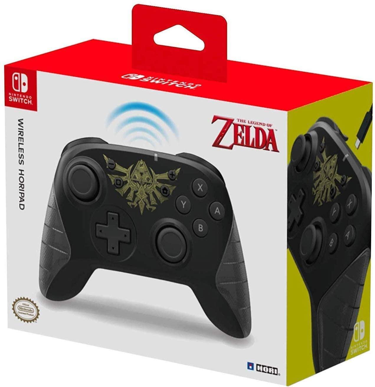 Mando Horipad Hori Nintendo Switch
