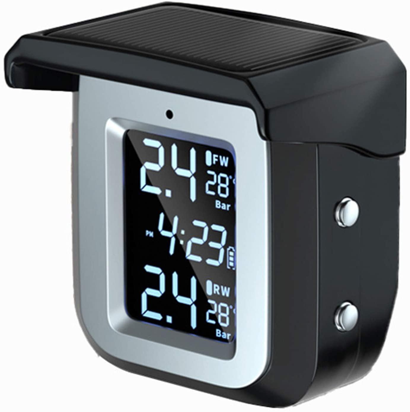 Monitor neumáticos moto LCD