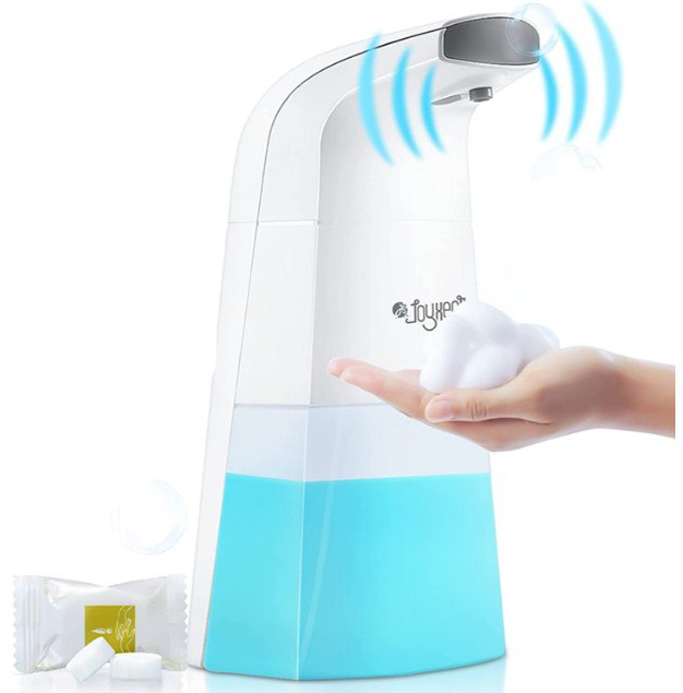 Dispensador de jabón sin contacto