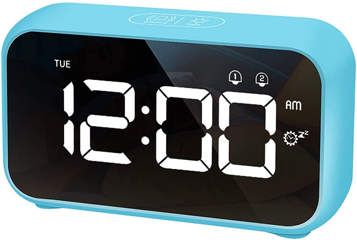 Reloj digital despertador