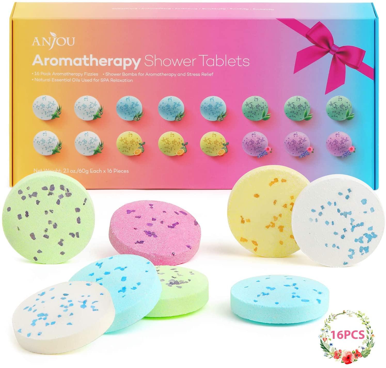 Tabletas aromaterapia para ducha