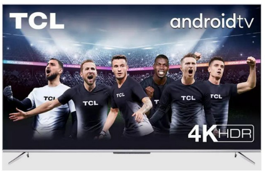 """SmartTV TCL 50"""" UHD 4K Android TV"""