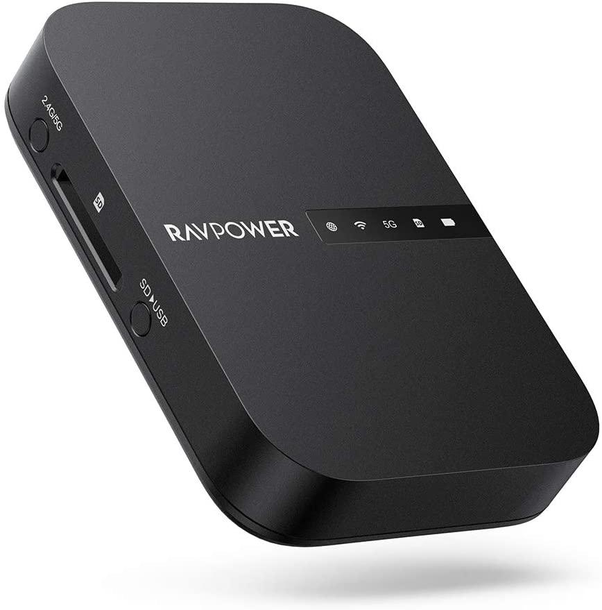 Filehub Router Portátil WiFi